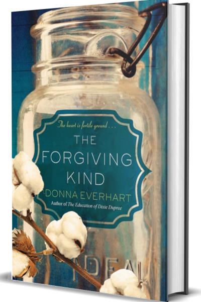 Donna Everhart's THE FORGIVING KIND